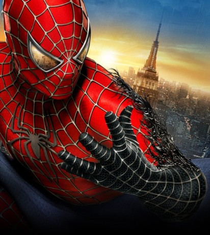 Spiderman 3 New Poster